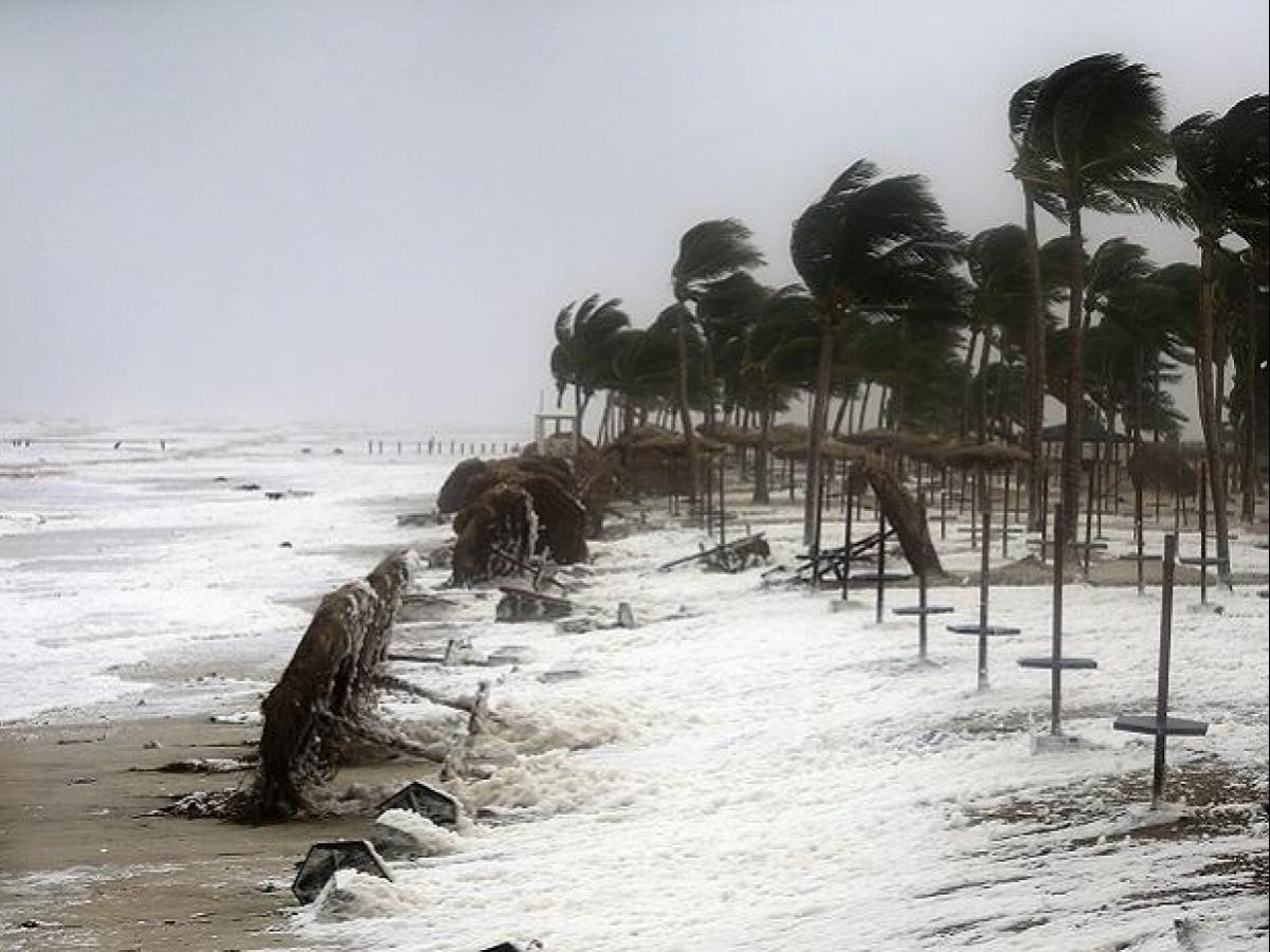 અરબી સમુદ્રમાં વધુ એક 'મહા વાવાઝોડું' સક્રિય, ગુજરાતમાં ફરી પડશેવરસાદ