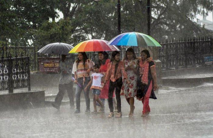 રાજ્યમાં આગામી 5 દિવસ વાદળછાયું વાતાવરણ રહેશેઃ હવામાનવિભાગ