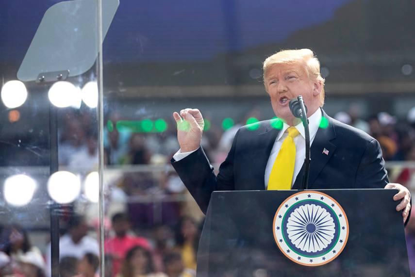 ભારત આવવું અમારા માટે ગર્વની વાત: ડોનાલ્ડ ટ્રમ્પ,આ જાણો ભાષણની મુખ્યવાતો
